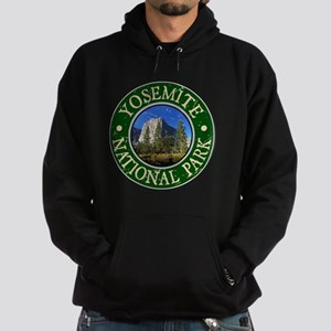 Yosemite National Park Hoodie (dark)