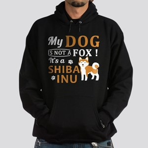 My Dog Is Shiba Inu T Shirt Sweatshirt