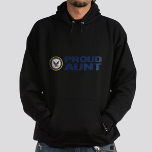 U.S. Navy: Proud Aunt Sweatshirt
