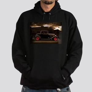 1932 black ford 5 window Hoodie