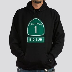 Big Sur California Hoodie (dark)