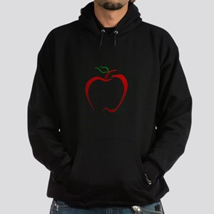 Apple Outline Hoodie