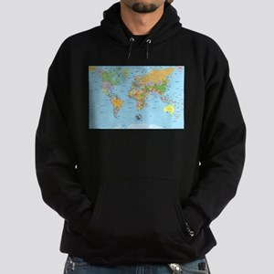 the small world Hoodie (dark)
