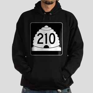 Powder Highway - Utah 210 Alta Snowbird Sweatshirt