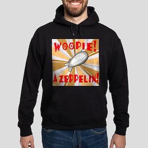Woopie A Zeppelin Hoodie (dark)