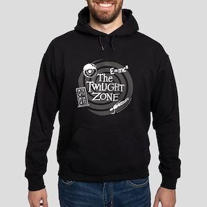 Twilight Zone: E=MC2 Hoodie (dark)