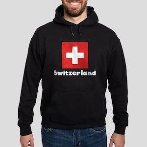 Swiss Flag Hoodie