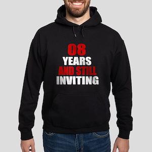 08 till Inviting Birthday Hoodie (dark)
