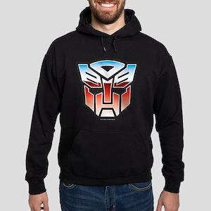 Transformers Autobot Symbol Hoodie (dark)