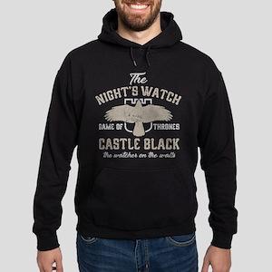 The Night's Watch Hoodie (dark)