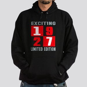 Exciting 1927 Limited Edition Hoodie (dark)