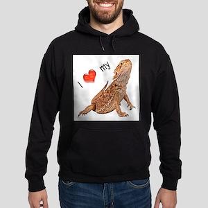 I luv my Bearded Dragon Sweatshirt