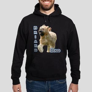 Briard Dad4 Sweatshirt