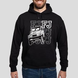 FJ Cruising Hoodie (dark)