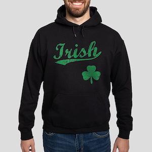 Irish Sports Style Hoodie (dark)