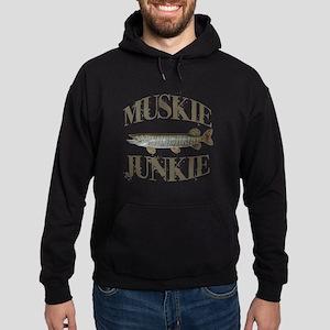 MUSKIE JUNKIE Hoodie (dark)