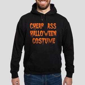 Tiny Cheap Ass Halloween Costume Hoodie (dark)
