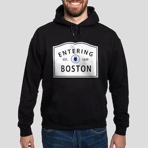 Boston Hoodie (dark)