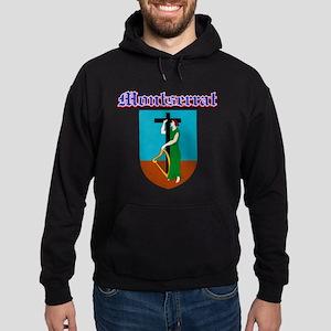Montserrat designs Hoodie (dark)