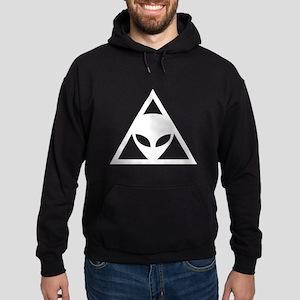 Alien Conspiracy Hoodie (dark)