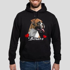 Love Boxers Hoodie (dark)