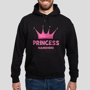 Custom Princess Hoodie (dark)