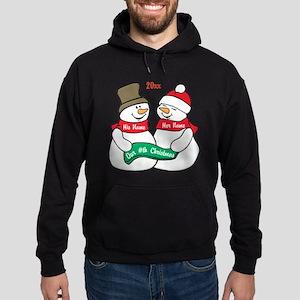 Our Nth Christmas Hoodie (dark)
