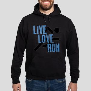 Live, Love, Run Sweatshirt
