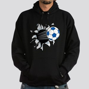 Breakthrough Soccer Ball Hoodie (dark)