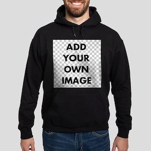 Custom Add Image Hoodie (dark)