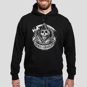 Sons of Anarchy Hoodie (dark)