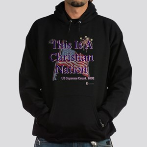 Christian Nation Hoodie (dark)