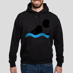 breaststroke Hoodie (dark)