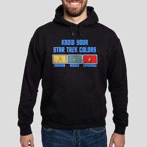 ST: Colors Hoodie (dark)