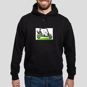 Golf Cart Hoodie
