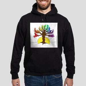 The Giving Tree Hoodie (dark)