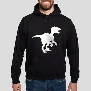 velociraptor funny science Sweatshirt