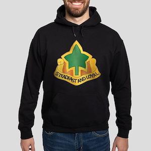 DUI - 4th Infantry Division Hoodie (dark)