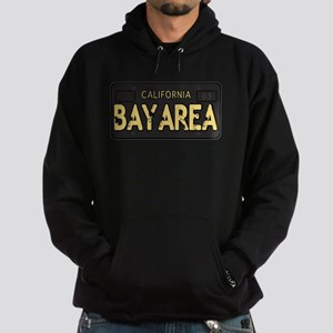 Bay Area calfornia old license Hoodie