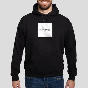 Est 1997 Hoody