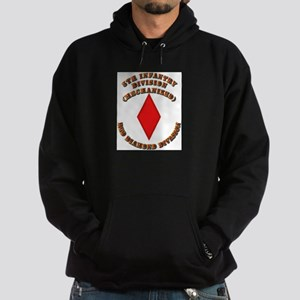 Army - Division - 5th Infantry Hoodie (dark)