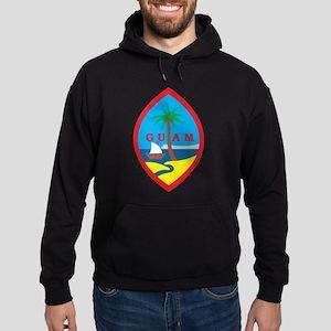 Guam Coat Of Arm Sweatshirt