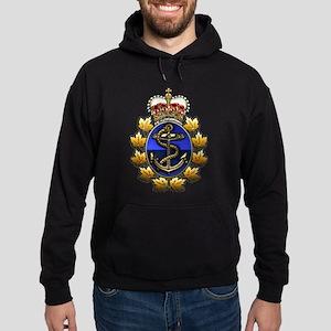 CF Naval Operations Command Logo Hoodie (Dark)