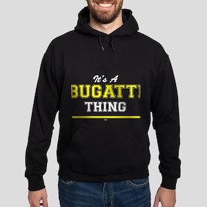 It's A BUGATTI thing, you wouldn't u Hoodie (dark)