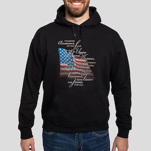 US Pledge - Hoodie (dark)