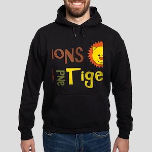 lionstigersbears Hoodie (dark)