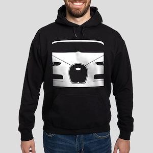 white bugatti chiron Sweatshirt
