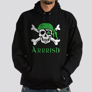 Irish Pirate Hoodie (dark)