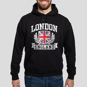 London England Hoodie (dark)