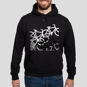 Bicycles Hoodie (dark)